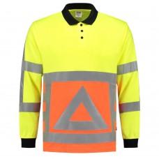 TRICORP - Poloshirt verkeersregelaar